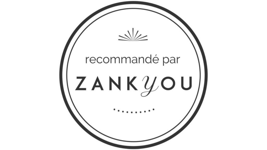 Logo Zankyou. Organisation de mariage. Paris en Noces. Wedding Planner en Ile de France