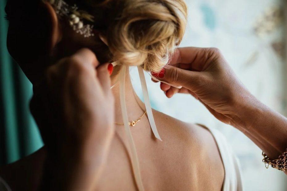 10 Idées de coiffure de mariage