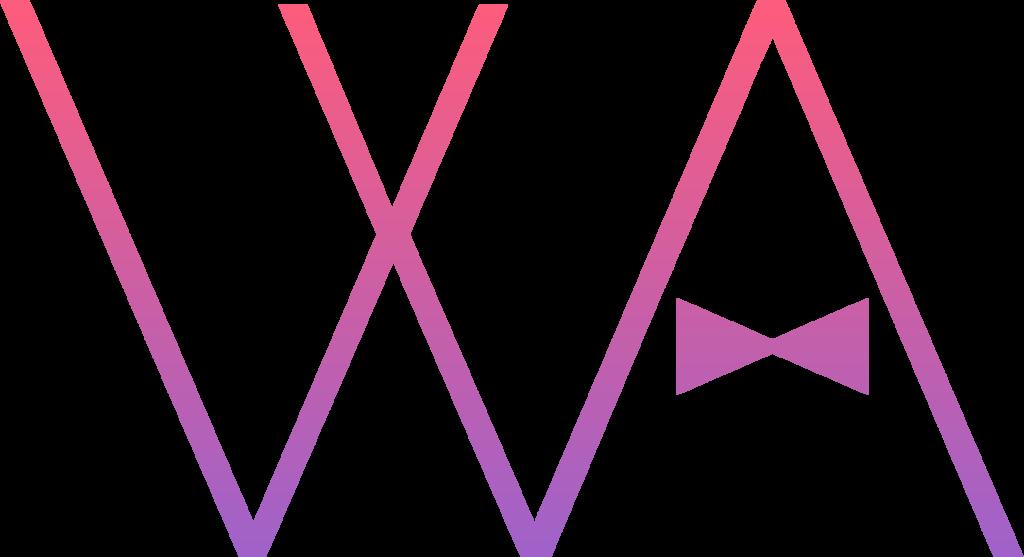 Logo Wedding Assistante. Organisation de mariage. Paris en Noces. Wedding Planner en Ile de France