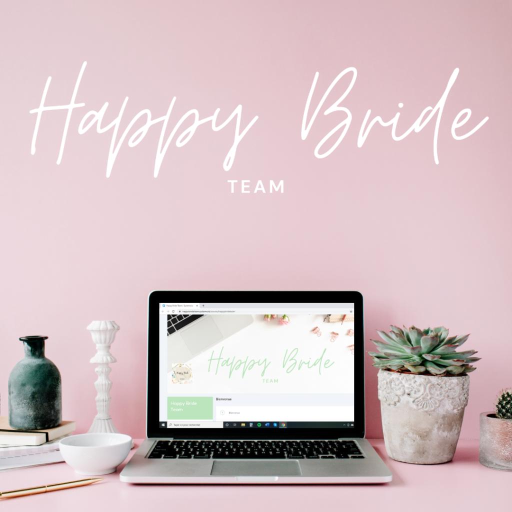 Happy bride team. avant de commencer l'organisation. Wedding planner ile de france. Paris en Noces