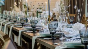 Décoration mariage. Budget décoration.Wedding Planner en Ile de France. Paris en Noces.